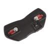 Busch + Müller Toplight View Brake Tec mit Bremslichtfunktion schwarz/rot